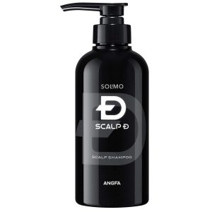 ソリモスカルプD スカルプシャンプーの香り・泡立ち・指通り・洗い上がり・洗浄力・ボリューム感・頭皮の潤い・流しやすさの分析レーダーチャート